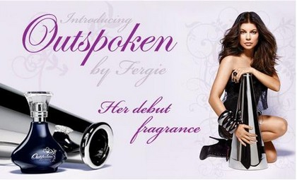 Avon - Outspoken by Fergie