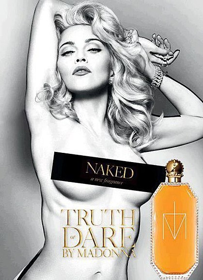 Madonna Truth or Dare - Madonna Naked