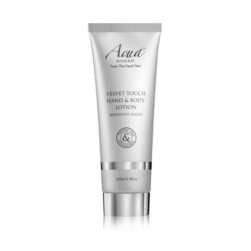 Fann.cz Aqua Mineral Velvet Touch Hand&Body Lotion Midnight Magic tělové mléko 250 ml
