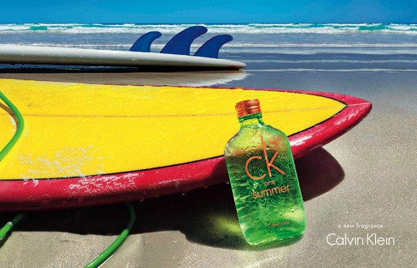Calvin Klein - CK One Summer 2012