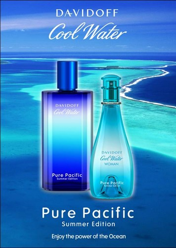 Davidoff - Cool Water Pure Pacific