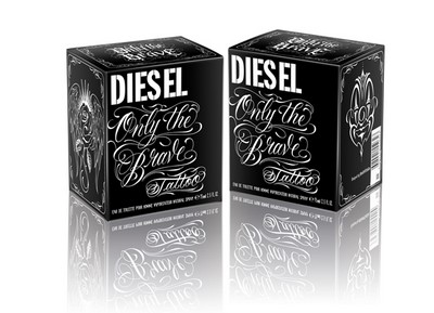 Diesel – Only The Brave Tattoo