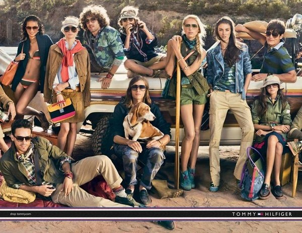 Tommy Hilfiger - Tommy Summer & Tommy Girl Summer 2012