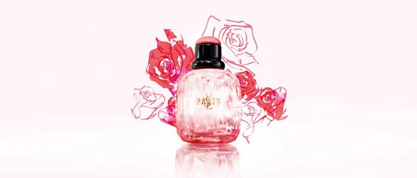 Yves Saint Laurent - Paris Premieres Roses