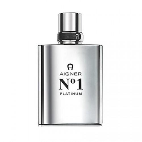 Fann.cz Aigner No.1 Platinum toaletní voda 50ml