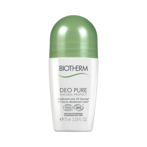 Fann.cz Biotherm Deo Pure Ecocert roll-on 75 ml