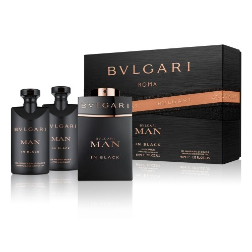 Fann.cz Bvlgari Man In Black  dárková kazeta I. EdP 60ml 60