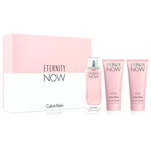 Fann.cz Calvin Klein Eternity Now dárková kazeta EdP 100ml