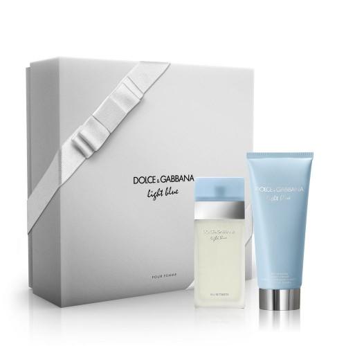 Fann.cz Dolce and Gabbana Light Blue  dárková kazeta II. EdT 50ml 50