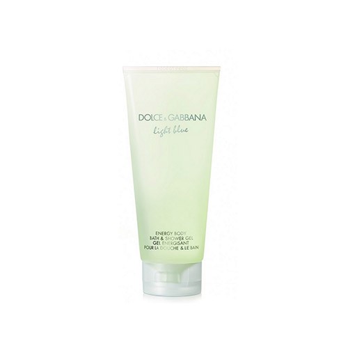 Fann.cz Dolce and Gabbana Light Blue sprchový gel 200 ml