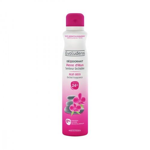 Fann.cz Evoluderm Deodorant Alun/Orchid  deodorant 200ml
