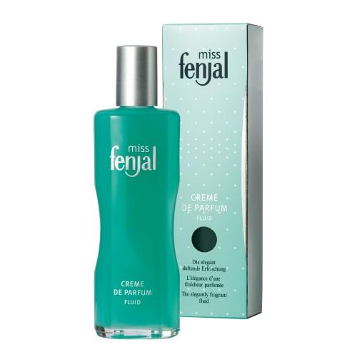 Fann.cz Fenjal Creme de Parfum Fluid  parfémový fluid na dekolt a ramena  100 ml