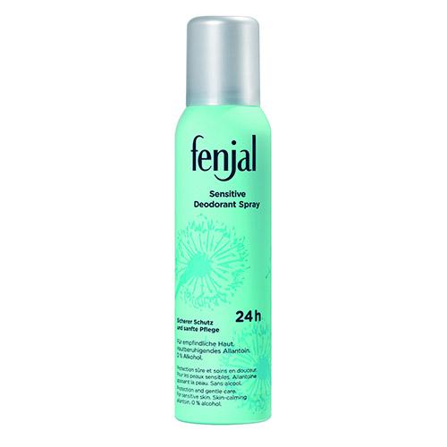 Fann.cz Fenjal Sensitive Deodorant spray  deodorant 150 ml