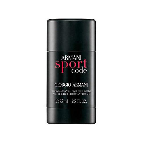 Fann.cz Giorgio Armani Code Sport deostick 75 ml