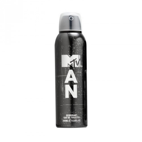 Fann.cz MTV Man  deospray 200ml