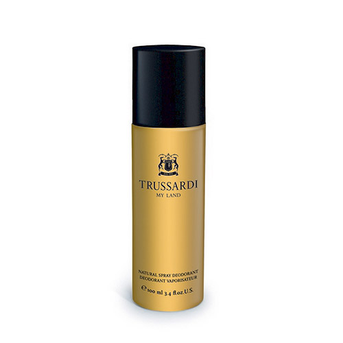 Fann.cz Trussardi My Land deospray 100 ml