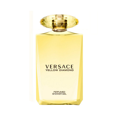 Fann.cz Versace Yellow Diamond sprchový gel 200 ml